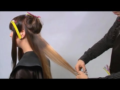 Olivia Garden Double Clip   Hair Cutting