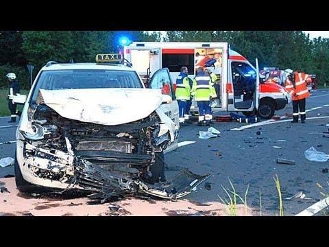 Bockendorf: Sieben Verletzte bei Unfall