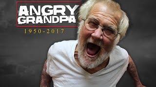 Video RIP ANGRY GRANDPA MP3, 3GP, MP4, WEBM, AVI, FLV Desember 2017