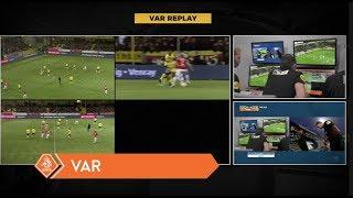 ARAG KNVB VAR Moment: 'Off the ball-moment' VVV Venlo-AZ