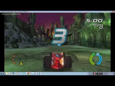 hot wheels battle force 5 wii gameplay