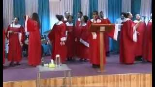 ABCC CHURCH BIRMINGHAM CHOIR Worship On Sunday 2014