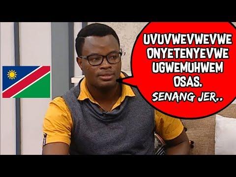 Kaiho Rikambura Ajar Bahasa Namibia yang ...
