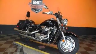 9. 102371 - 2007 Suzuki Boulevard C90 - Used Motorcycle for Sale