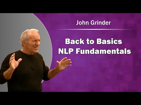 Back to Basics; NLP Fundamentals