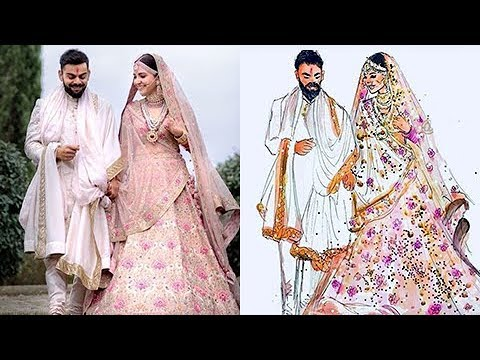 Anushka Sharma And Virat Kohli Marriage - Best Fan