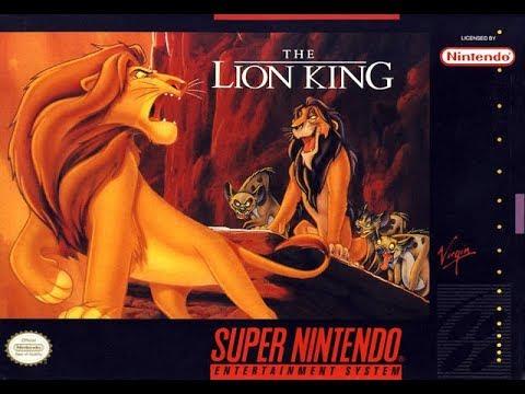 Mr. Bones playing The Lion King