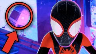 Video SPIDERMAN INTO THE SPIDERVERSE New Easter Eggs You Missed! (All Stan Lee Cameos!) MP3, 3GP, MP4, WEBM, AVI, FLV Juni 2019