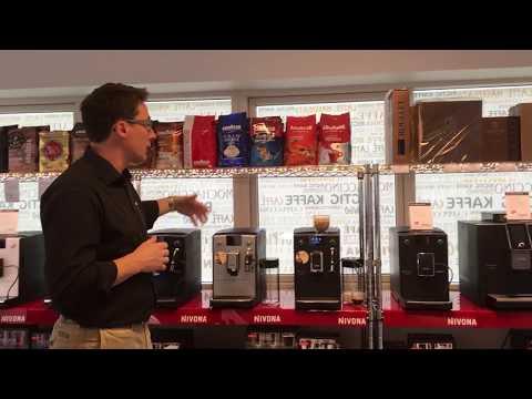 Rigtig Kaffe Demonstrerer: Nivona CafeRomatica 680, 670 & 660