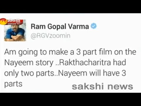 Ram Gopal Varmas upcoming movie to be on gangster Nayeem; film to have 3 parts