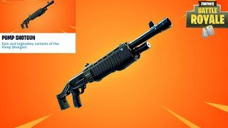 Fortnite New Legendary
