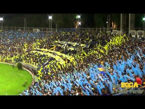 Esta es tu hinchada que te quiere ver campeón - La 12 - Boca Juniors - Argentina - América del Sur
