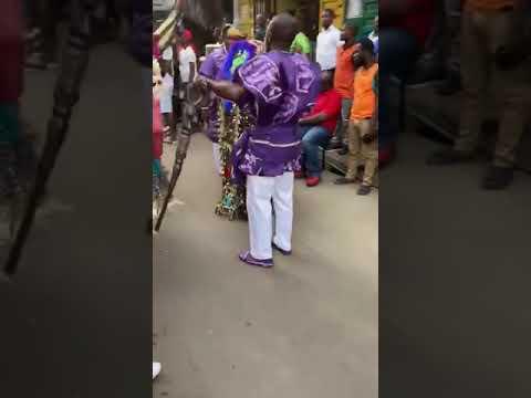 Awodi ojeh fourahbay January 2020 aegu parade part 2