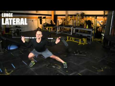 OFF-ICE HOCKEY TRAINING: Lower Body Strength Workout