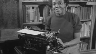 "Reads ""The Near-Johannesburg Boy,"" ""The Mother,"" and ""We Real Cool."" Gwendolyn Elizabeth Brooks (June 7, 1917 ..."
