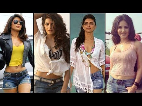 Bollywood Actresses In Their Sizzling Hot Shorts A