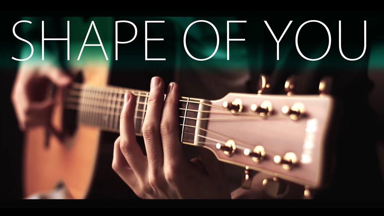 Ed Sheeran – Shape of you (Acoustic guitar)