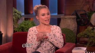 Kristen Bell loves sloths. You might even say she's obsessed with them. She told Ellen about what happened when her boyfriend, ...