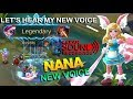 Download Lagu NANA NEW VOICE is Cute and Mature [Clear Sound Recordings] - Mobile Legends Patch 2.04 Mp3 Free