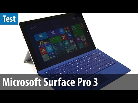 Microsoft Surface Pro 3 im PC-WELT-Test | deutsch / german