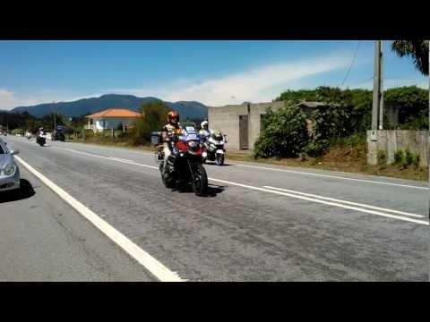 Volta a Portugal - 3ª etapa - passagem em Monção