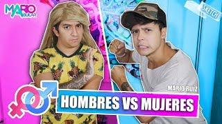 Video Hombres VS mujeres   Mario Ruiz   Mario Aguilar MP3, 3GP, MP4, WEBM, AVI, FLV Desember 2018