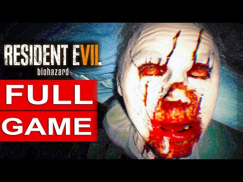RESIDENT EVIL 7 Gameplay Walkthrough Part 1 FULL GAME [1080p HD 60FPS] - No Commentary (видео)