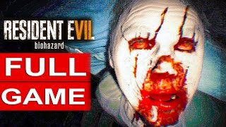 RESIDENT EVIL 7 Gameplay Walkthrough Part 1 FULL GAME 1080p HD 60FPS  No Commentary