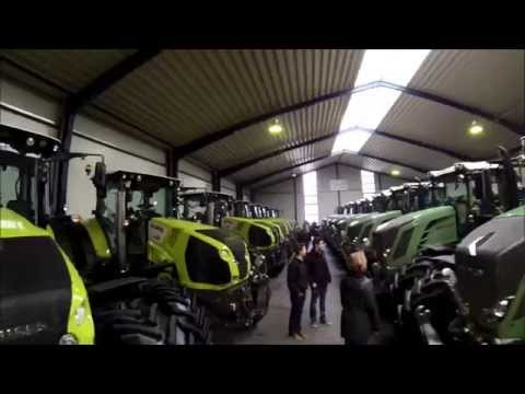 Agravis in Meppen (видео)