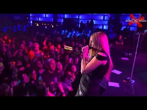 Avril Lavigne - Live at Highline Ballroom, NY - Full concert 03/12/2013