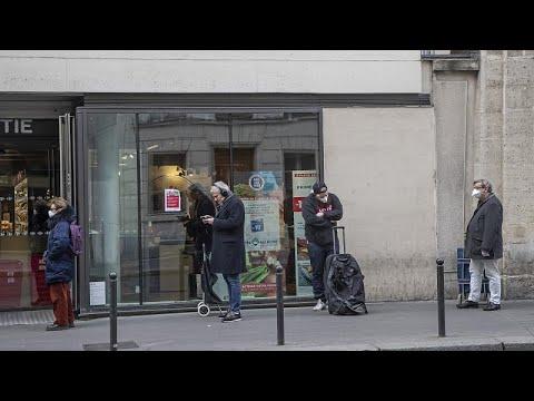 Γαλλία – Covid-19: 1.120 νέοι θάνατοι μέσα σε 24 ώρες – 5.233 νέα κρούσματα…