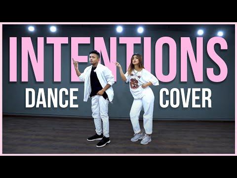 INTENTIONS - Justin Bieber (Dance cover)   Nagma Mirajkar FT. Razi Shaikh   Awez Darbar choreography