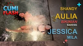 Video Shandy Aulia Bikinian Bareng Jessica Mila - CumiFlash 23 Februari 2017 MP3, 3GP, MP4, WEBM, AVI, FLV Desember 2018