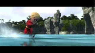 Video The Incredibles - 100 Mile Dash MP3, 3GP, MP4, WEBM, AVI, FLV September 2018