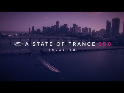 ASOT550 Miami video report