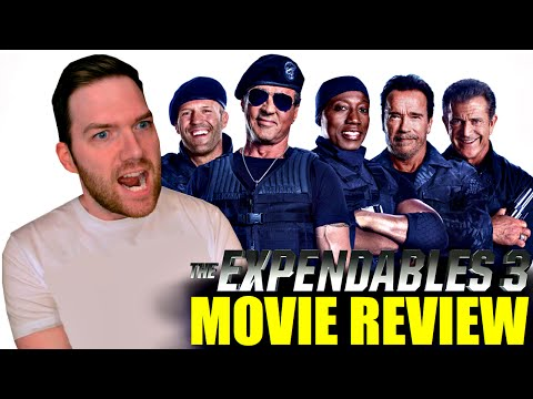 The Expendables 3 – Movie Review