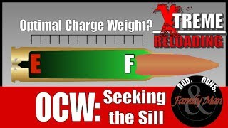 """**** VOTE FOR THE TOPIC OF OUR NEXT VIDEO SERIES ****Here we look at load development for the Ruger Precision Rifle with optimal charge weight analysis and """"seeking the sill"""" with both RL-15 and Varget for the Ruger Precision Rifle chambered in .308 Winchester.To access the entire Extreme Reloading series click: https://www.youtube.com/watch?v=09F1GllP4-g&list=PL_KBTsQIm0U7y0L63duutM4vmKIXyu53k"""