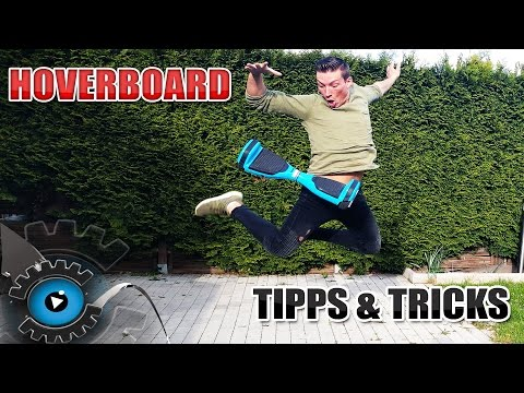 KRASSE HOVERBOARD TRICKS [DEUTSCH - GERMAN]