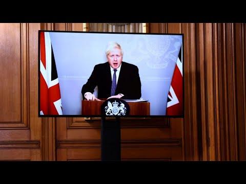 Boris Johnson announces new rules for each lockdown tier