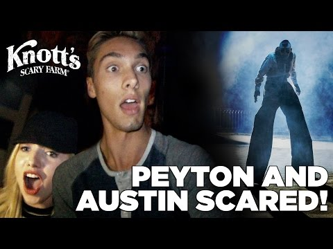 Peyton List and Austin North – Scariest Video Ever
