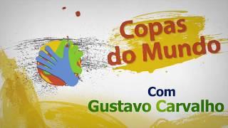 O comentarista e pesquisador da Rede Contínua conta quais foram os maiores artilheiros das Copas!