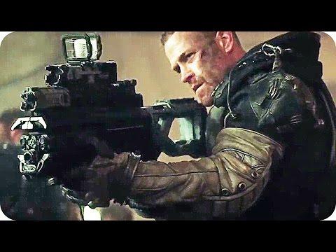 SPECTRAL Trailer (2016) Netflix Science Fiction Movie