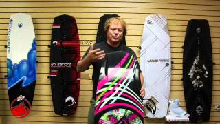 Liquid Force Angel Wakeboard 2011