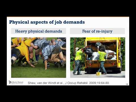 Employer Policies and Practices to Prevent Disability