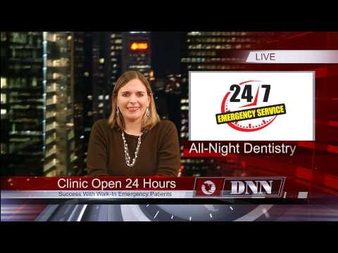 New Trend: Around the Clock Dentistry?