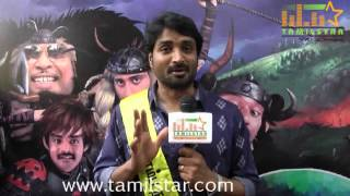 Senthil at Rombha Nallavan Da Nee Press Meet