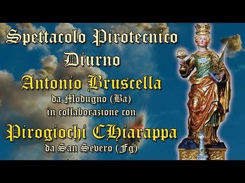 ACICATENA (Ct) - SANTA LUCIA V.M. 2015 - A. BRUSCELLA e PIROGIOCHI CHIARAPPA (2° Telecamera)