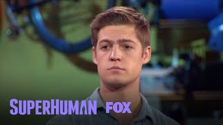 """Caden takes the """"Get A Clue"""" challenge.Subscribe now for more Superhuman clips: http://fox.tv/SubscribeFOXWatch more videos from Superhuman: http://fox.tv/SuperhumanSeason1PlaylistSee more of Superhuman on our official site: http://www.fox.com/superhumanLike Superhuman on Facebook: http://fox.tv/SuperHuman_FBFollow Superhuman on Twitter: http://fox.tv/SuperHuman_TWFollow Superhuman on Instagram: http://fox.tv/SuperHuman_IGLike FOX on Facebook: http://fox.tv/FOXTV_FBFollow FOX on Twitter: http://fox.tv/FOXTV_TwitterAdd FOX on Google+: http://fox.tv/FOXPlusGet ready to have your mind blown when SUPERHUMAN returns Monday, June 12 (9:00-10:00 PM ET/PT) on FOX. Hosted by actor Kal Penn, this jaw-dropping one-hour competition series will test the abilities of ordinary people to use their extraordinary skills to win a $50,000 grand prize. In each episode, five contestants who possess a distinct, nearly super-human ability in fields such as memory, hearing, taste, touch, smell, sight and more are challenged to push their skills to the limit, yet only one will take home the title of SUPERHUMAN and the $50,000 grand prize.Solving A Crime Scene  Season 1 Ep. 7  SUPERHUMANhttp://www.youtube.com/FoxBroadcasting"""