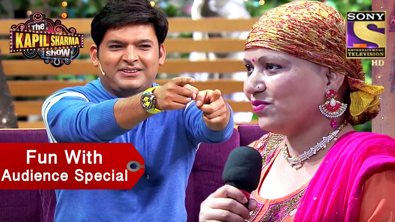 Fun With Audience Special – The Kapil Sharma Show
