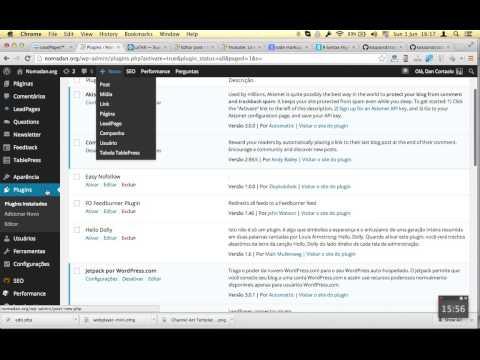 Tutorial WordPress: Postando Código no Editor e Plugin Google Prettify